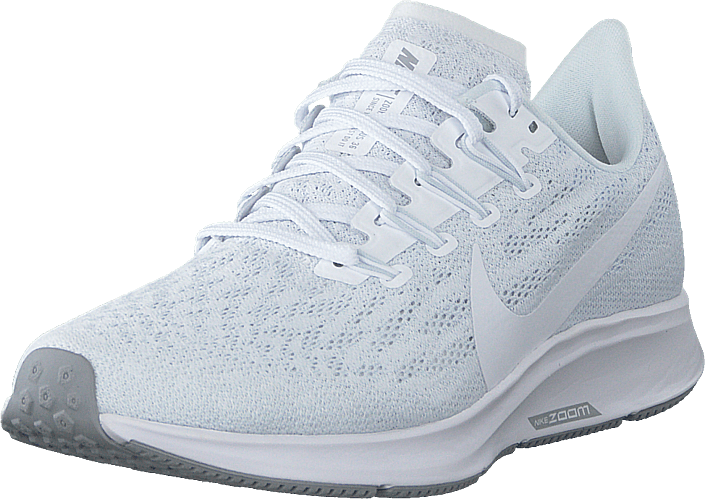 Nike - Wmns Air Zoom Pegasus 36 White/white-half Blue