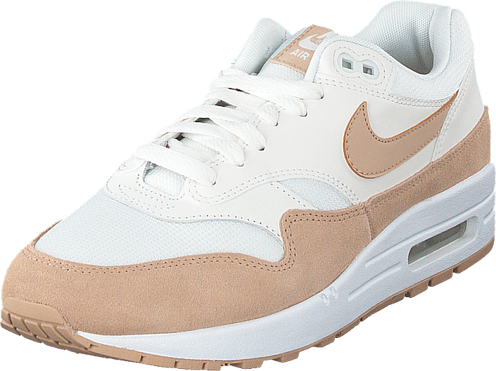 nike air max 1 summit white beige