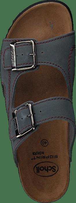 Scholl Moldava Stitching Grey/red 39514876