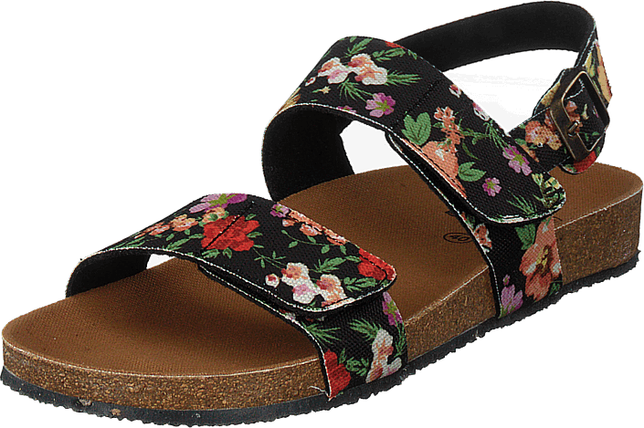 Scholl - Greeny Sandal Black Multi