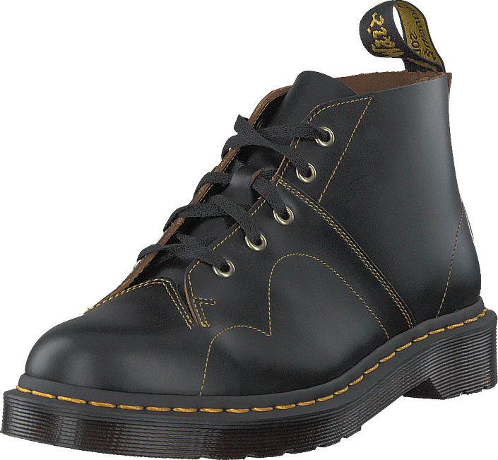 Dr Martens - Church Black