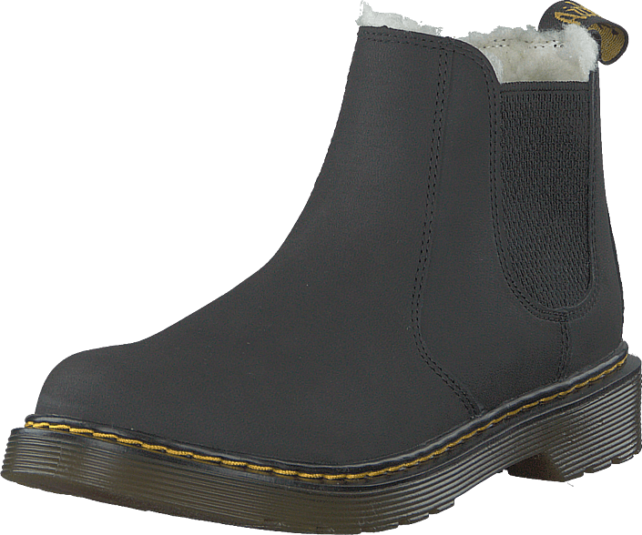 Dr Martens - 2976 Leonore Junior Black