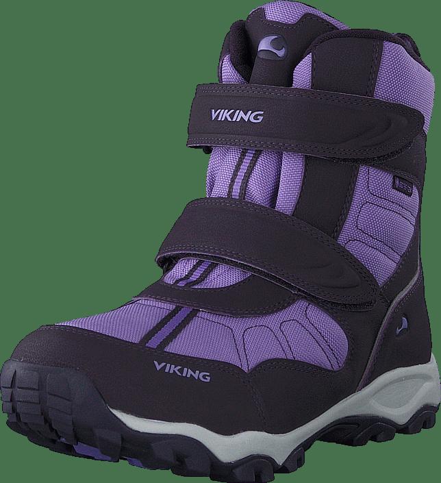 Viking - Bluster Ii Gtx Aubergine/purple
