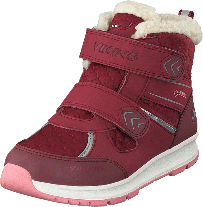 Viking - Sophie Gtx Dark Red/pink