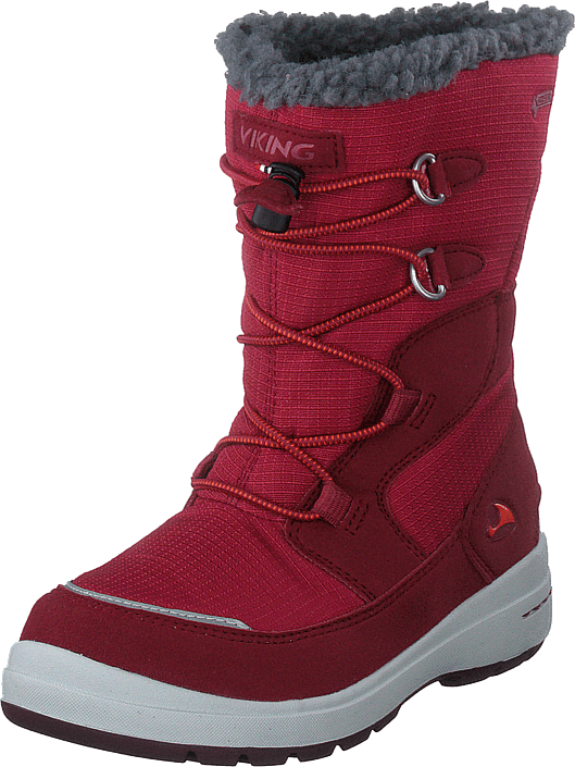 Viking - Totak Gtx Dark Red/red