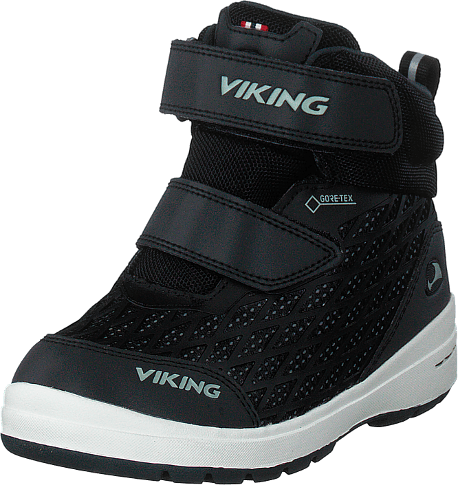 Viking - Hero Gtx Black/charcoal