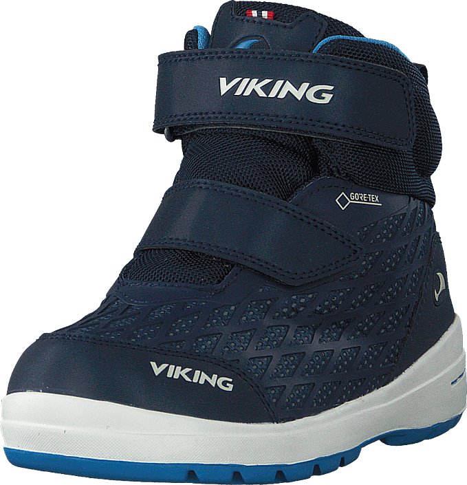 Viking - Hero Gtx Navy/blue