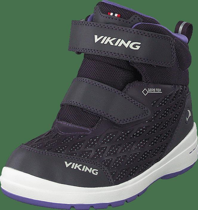Viking - Hero Gtx Aubergine/purple