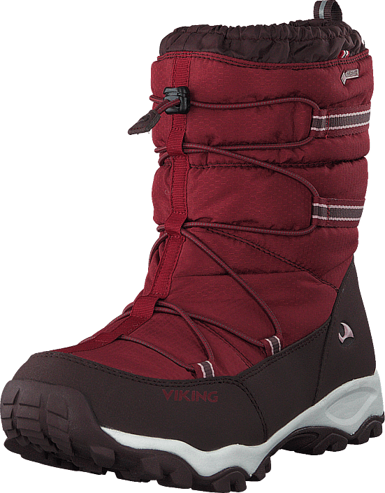 Viking - Tofte Gtx Dark Red/wine