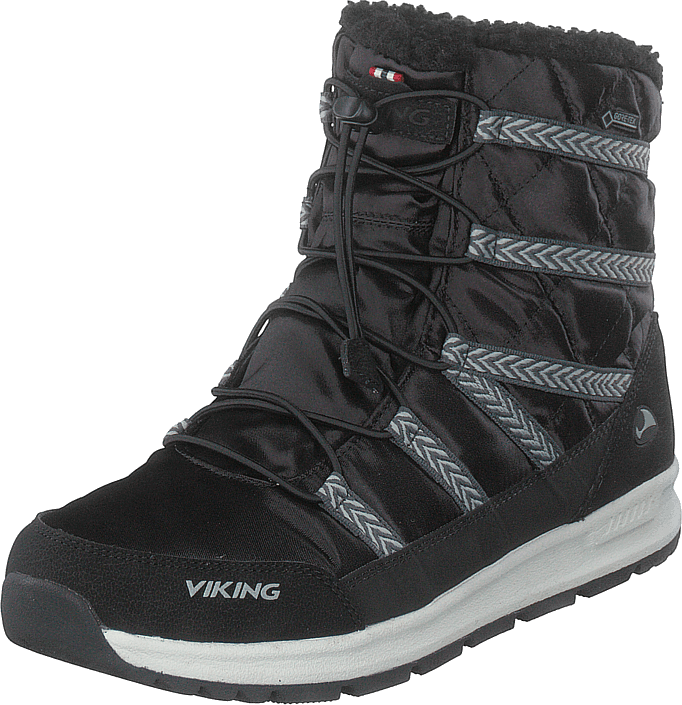 Viking - Flinga Jr Gtx Black/white