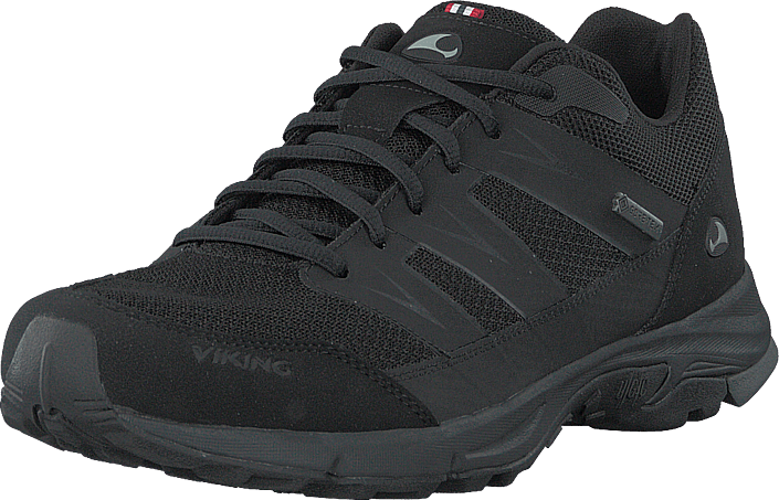 Viking - Vidder Gtx M Black/charcoal