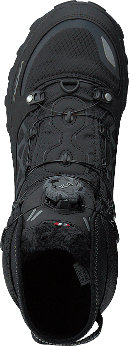 Viking Constrictor Iii Boa Black/silver 9541277896