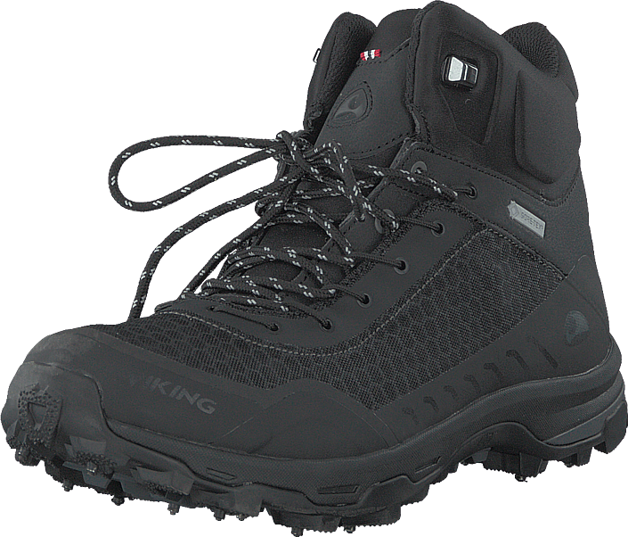 Viking - Rask Spikes Gtx M Black/charcoal