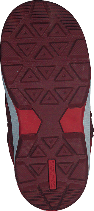 Viking - Toasty Ii Gtx Dark Red/red