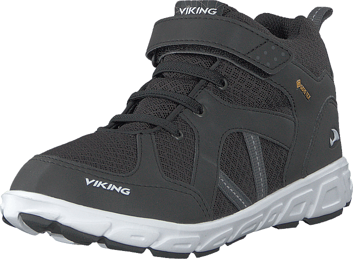 Viking - Alvdal Mid R Gtx Black/charcoal