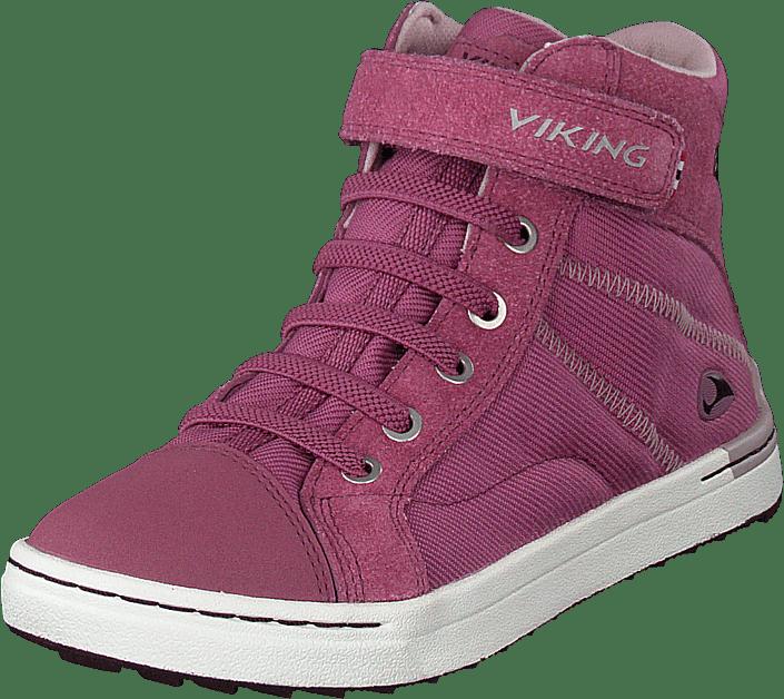 Viking - Sagene Mid Gtx Dark Pink/violet