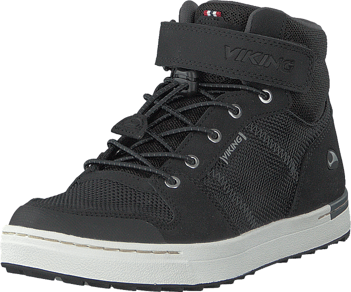 Viking - Tonsen Mid Kids Gtx Black/charcoal