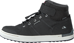 Tonsen Mid Kids Gtx Black/charcoal