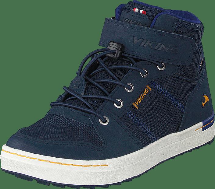 Viking - Tonsen Mid Kids Gtx Navy/dark Blue
