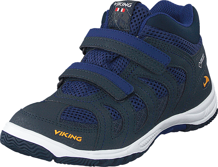 Viking - Cascade Ii Mid Gtx Navy/dark Blue