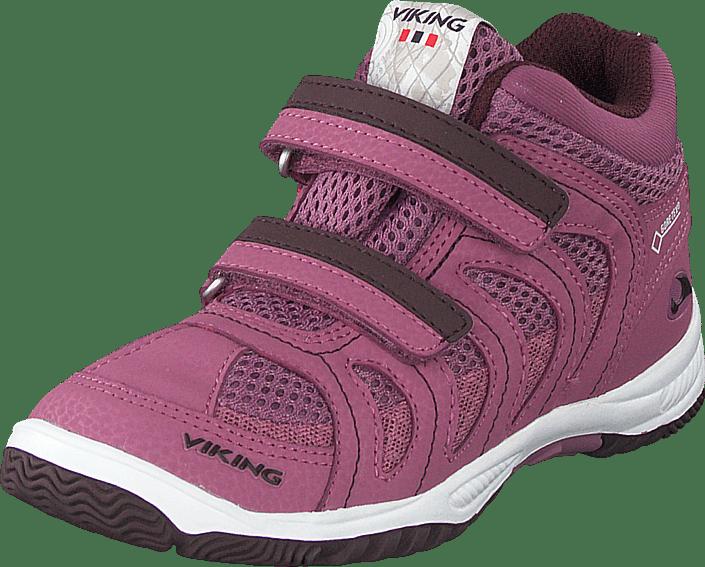 Viking - Cascade Ii Mid Gtx Dark Pink/violet