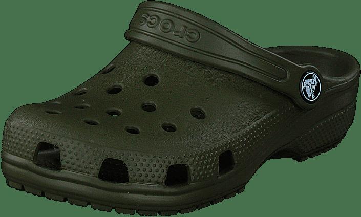 Crocs - Classic Clog K Army Green