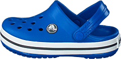 Crocband Clog K Bright Cobalt/charcoal