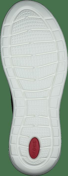 Kjøp Crocs Literide Pacer M Black/white Sko Online