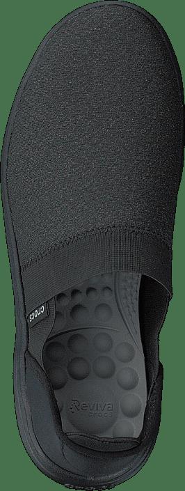 Crocs Reviva Slipon W Black/black