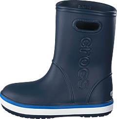 Crocband Rain Boot K Navy/bright Cobalt