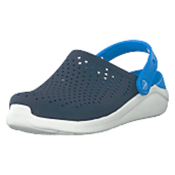 Crocs Literide Clog K Navy/white, Shoes, blå, EU 32/33
