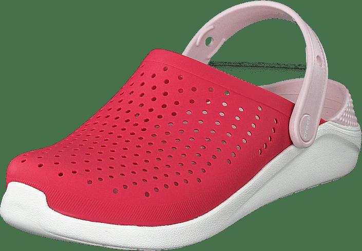 Crocs - Literide Clog K Poppy/white