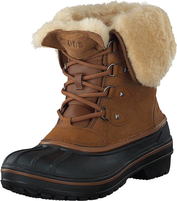 Crocs - Allcast Ii Luxe Boot W Wheat