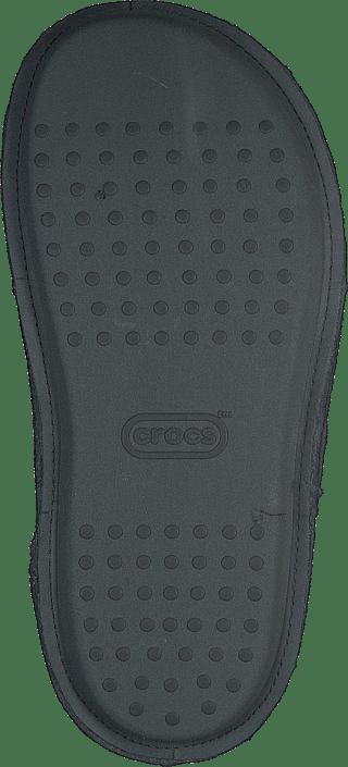 Kjøp Crocs Classic Slipper Charcoal/charcoal Sko Online