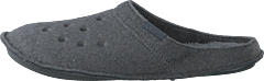 Classic Slipper Charcoal/charcoal