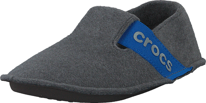 Crocs - Classic Slipper K Charcoal