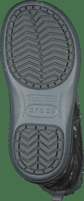 Crocs - Cb Lodgepoint Metallic Boot G Silver Metallic