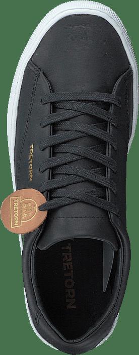 Tournament Leather Black/white