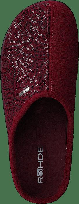 Kjøp Rohde 6550-48 Wine-red Sko Online