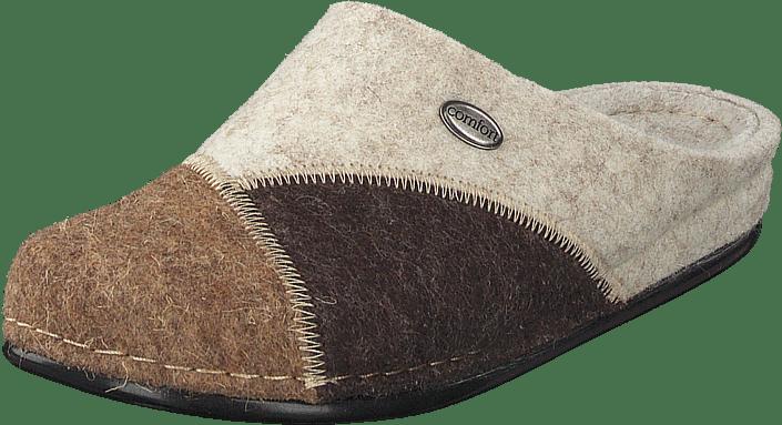 Mohedatoffeln - Apollo Brown/beige