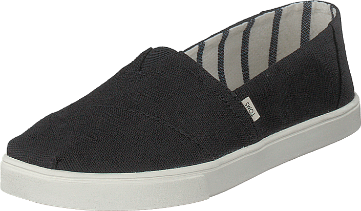 Toms - Heritage Canvas Wm Alpr Esp Black