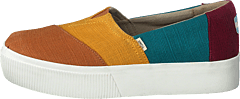 Heritage Canva Wm Albk Slipon Multi-color