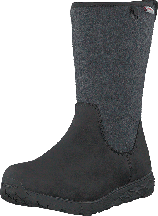 Icebug - Grove W Michelin Wic Woolpower Black/grey