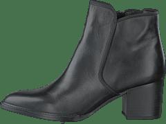 930 DKK Korte sorte boots fra Johnny Bulls til Herre Sko