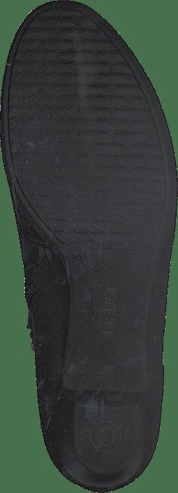 Kjøp Gabor 35.684.47 Black Sko Online
