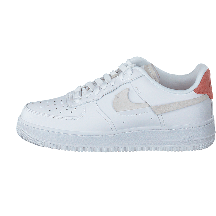 Wmns Air Force 1 '07 Lux Shoe Whiteplatinum Tintgame Royal