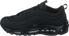 Wmns Air Max 97 Shoe Black/black-dark Grey