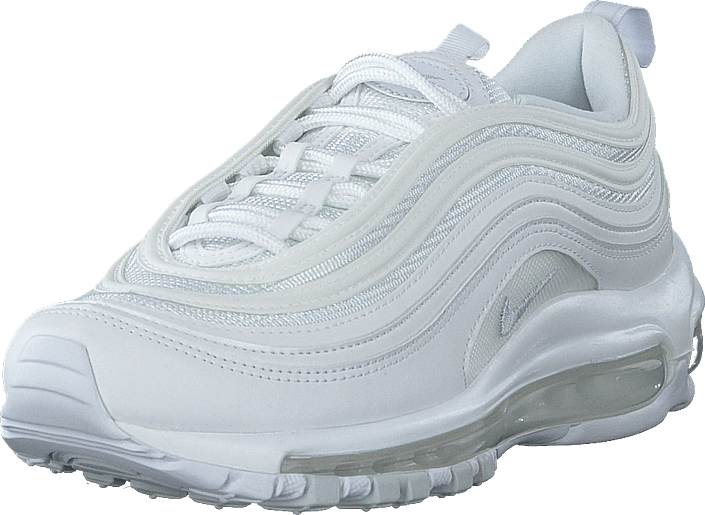 Wmns Air Max 97 Shoe White/white-pure Platinum