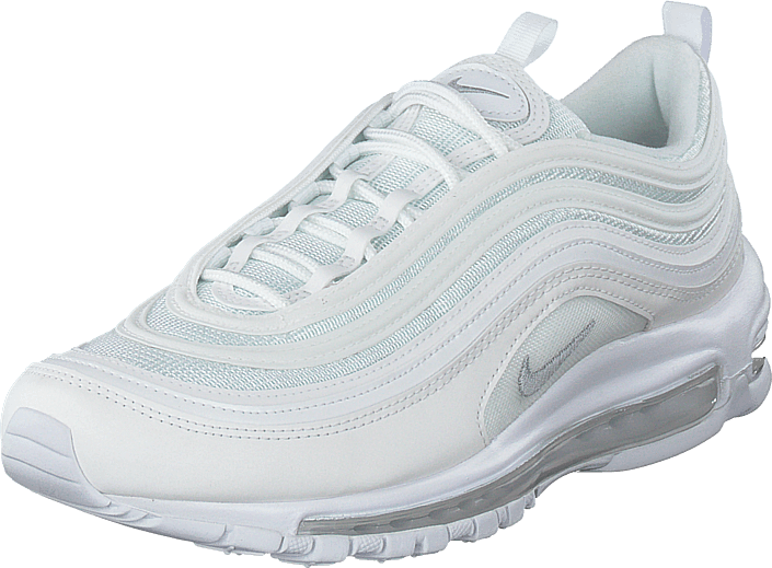 Men's Air Max 97 White/wolf Grey-black