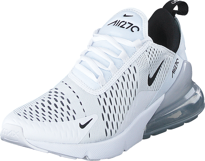 Nike - Air Max 270 White/black-white